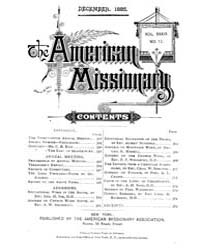The American Missionary : Volume 0039, I... by American Missionary Association