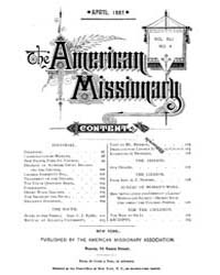 The American Missionary : Volume 0041, I... by American Missionary Association