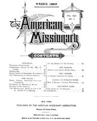 The American Missionary : Volume 0042, I... by American Missionary Association