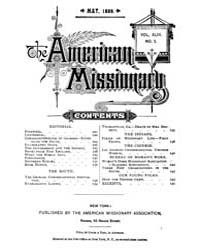 The American Missionary : Volume 0043, I... by American Missionary Association
