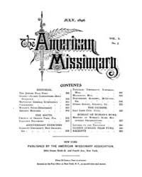 The American Missionary : Volume 0050, I... by American Missionary Association