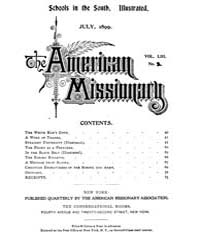 The American Missionary : Volume 0053, I... by American Missionary Association