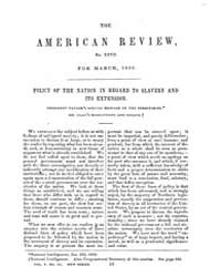 The American Whig Review : Volume 0011, ... by Wiley and Putnam