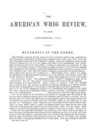 The American Whig Review : Volume 0016, ... by Wiley and Putnam