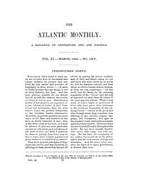 The Atlantic Monthly : Volume 0011, Issu... by Atlantic Monthly Co.