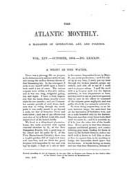 The Atlantic Monthly : Volume 0014, Issu... by Atlantic Monthly Co.
