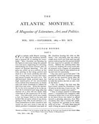 The Atlantic Monthly : Volume 0016, Issu... by Atlantic Monthly Co.