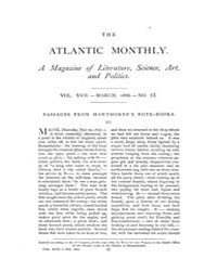 The Atlantic Monthly : Volume 0017, Issu... by Atlantic Monthly Co.