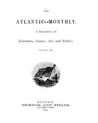 The Atlantic Monthly : Volume 0019, Issu... by Atlantic Monthly Co.