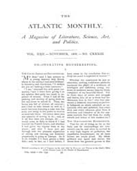 The Atlantic Monthly : Volume 0022, Issu... by Atlantic Monthly Co.