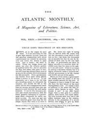 The Atlantic Monthly : Volume 0024, Issu... by Atlantic Monthly Co.