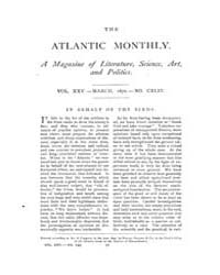 The Atlantic Monthly : Volume 0025, Issu... by Atlantic Monthly Co.