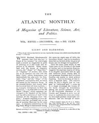 The Atlantic Monthly : Volume 0028, Issu... by Atlantic Monthly Co.