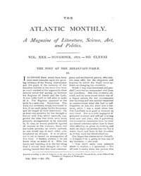 The Atlantic Monthly : Volume 0030, Issu... by Atlantic Monthly Co.