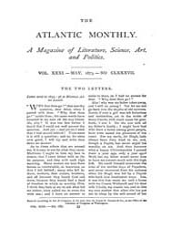 The Atlantic Monthly : Volume 0031, Issu... by Atlantic Monthly Co.