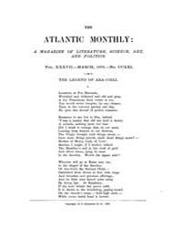 The Atlantic Monthly : Volume 0037, Issu... by Atlantic Monthly Co.