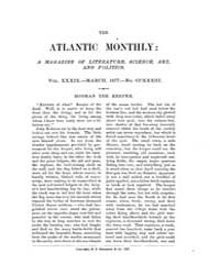 The Atlantic Monthly : Volume 0039, Issu... by Atlantic Monthly Co.