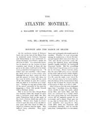 The Atlantic Monthly : Volume 0003, Issu... by Atlantic Monthly Co.