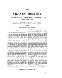 The Atlantic Monthly : Volume 0040, Issu... by Atlantic Monthly Co.