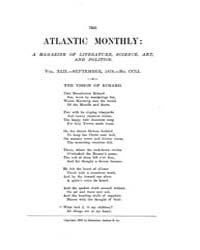 The Atlantic Monthly : Volume 0042, Issu... by Atlantic Monthly Co.