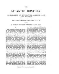 The Atlantic Monthly : Volume 0043, Issu... by Atlantic Monthly Co.