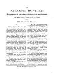 The Atlantic Monthly : Volume 0045, Issu... by Atlantic Monthly Co.