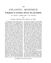 The Atlantic Monthly : Volume 0049, Issu... by Atlantic Monthly Co.