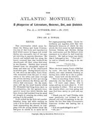 The Atlantic Monthly : Volume 0050, Issu... by Atlantic Monthly Co.