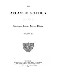 The Atlantic Monthly : Volume 0051, Issu... by Atlantic Monthly Co.