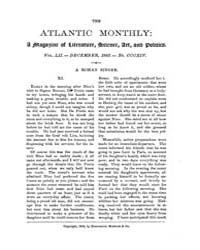 The Atlantic Monthly : Volume 0052, Issu... by Atlantic Monthly Co.