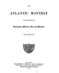 The Atlantic Monthly : Volume 0053, Issu... by Atlantic Monthly Co.
