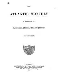 The Atlantic Monthly : Volume 0054, Issu... by Atlantic Monthly Co.