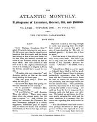 The Atlantic Monthly : Volume 0058, Issu... by Atlantic Monthly Co.