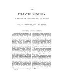 The Atlantic Monthly : Volume 0005, Issu... by Atlantic Monthly Co.