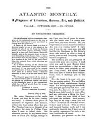 The Atlantic Monthly : Volume 0060, Issu... by Atlantic Monthly Co.