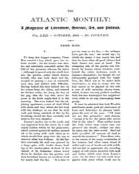 The Atlantic Monthly : Volume 0062, Issu... by Atlantic Monthly Co.