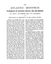 The Atlantic Monthly : Volume 0064, Issu... by Atlantic Monthly Co.