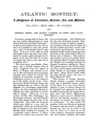 The Atlantic Monthly : Volume 0065, Issu... by Atlantic Monthly Co.