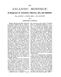 The Atlantic Monthly : Volume 0067, Issu... by Atlantic Monthly Co.