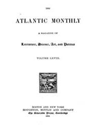 The Atlantic Monthly : Volume 0068, Issu... by Atlantic Monthly Co.
