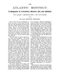 The Atlantic Monthly : Volume 0069, Issu... by Atlantic Monthly Co.