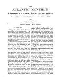 The Atlantic Monthly : Volume 0071, Issu... by Atlantic Monthly Co.