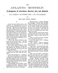 The Atlantic Monthly : Volume 0072, Issu... by Atlantic Monthly Co.