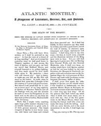 The Atlantic Monthly : Volume 0075, Issu... by Atlantic Monthly Co.