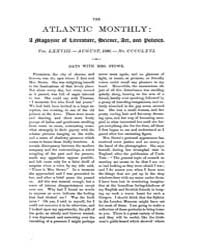 The Atlantic Monthly : Volume 0078, Issu... by Atlantic Monthly Co.