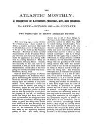 The Atlantic Monthly : Volume 0080, Issu... by Atlantic Monthly Co.