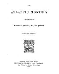 The Atlantic Monthly : Volume 0082, Issu... by Atlantic Monthly Co.