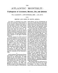 The Atlantic Monthly : Volume 0084, Issu... by Atlantic Monthly Co.