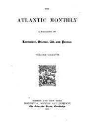 The Atlantic Monthly : Volume 0087, Issu... by Atlantic Monthly Co.