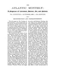 The Atlantic Monthly : Volume 0088, Issu... by Atlantic Monthly Co.